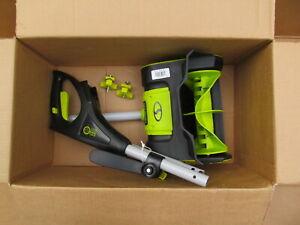 Snow Joe 24V cordless 10-inch snow shovel SS10-XR-SJG-RM Green