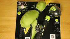 NEW Hyper Pet Flying Duck Green Thumb Slingshot Dog Toy Floating & Ball Tosser
