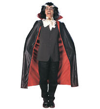 Mantello Vampiro  Dracula  Lusso 135 cm ,,Halloween Adulto PS 11135