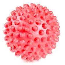 HypoAllergenic Spikey Massage Ball - Made in Australia - Red