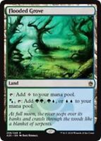 Flooded Grove x1 Magic the Gathering 1x Masters 25 mtg card