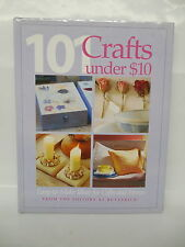 101 Crafts Under $10 Guide Book Easy To Make Projects For Gifts Or Home