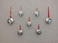 RED/SATIN BALANCED GM SPEC ESCALADE TAHOE YUKON IPC CLUSTER POINTERS NEEDLES SET