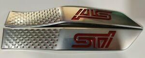 2015+ Subaru WRX STI Fender Badges OEM