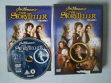 Jim Hensons The Storyteller Volume 1 DVD. With manual