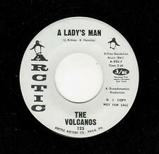 NORTHERN SOUL-VOLCANOS-A LADY'S MAN-DEMO-ONE SIDED-ARCTIC 125