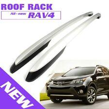 2x NEW Roof Rail racks for Toyota Rav4 2014 - 2018 silver