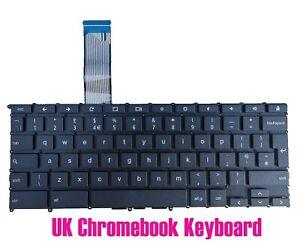 UK ChromeBook keyboard for ASUS C235 ASM15A36GB-H82 1204-04753