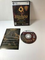 Lord of the Rings Online Shadows of Angmar  Windows PC