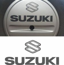 Suzuki Vitara wheel cover replacement decals stickers vitara samuri rino