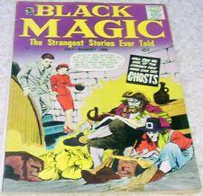 Black Magic Vol 8 #3, (VF 8.0) 1961 EC Story Swipe!