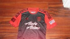 Portland Timbers rare red game soccer jersey Mens Medium MLS