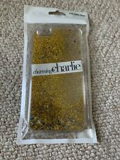 Charming Charlie Iphone Case 6/6S Plus Liquid Glitter