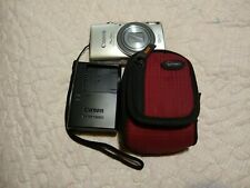Canon PowerShot ELPH 340 HS 16.0MP Digital Camera with battery and charger