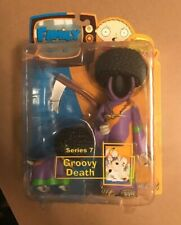 Family Guy Groovy Death Series 7 Figure Mezco