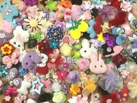 Lot of 50pcs Embroidered Sew On Applique Patches DIY Arts & Craft, Hair