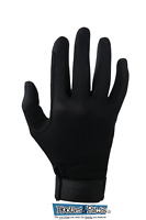 Noble Outfitters Gloves Perfect Fit MESH Glove Horseback Light Weight Black
