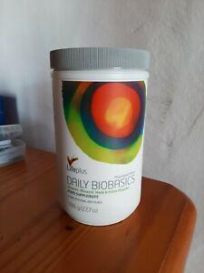 Lifeplus Daily Biobasics - ungeöffnet, neu - MHD 12/23
