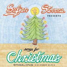 Sufjan Stevens Songs for Christmas 5pc Vinyl LP Album