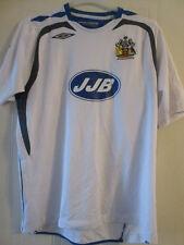 Wigan Athletic 2007-2008 Away camiseta de fútbol Tamaño Adulto Grande / 35503