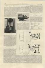 1925 Herbert Chuck Under Test Axcel Mopump