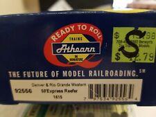 Ho Athearn 50' Express Reefer Kit # 92556
