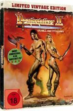 Mediabook DEATHSTALKER 2 II - DUELL DER TITANEN 1987 Limited BLU-RAY + DVD Neu