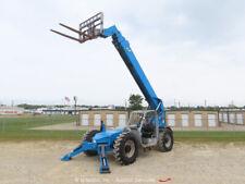 2013 Genie Gth-1056 56' 10,000Lb Telescopic Reach Fork Lift Telehandler bidadoo