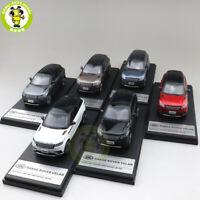 1/43 LCD Land Rover Velar Range Rover SUV Diecast SUV CAR MODEL TOYS Boys Gifts