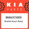 86662C5000 Kia Bracket assyrr bump 86662C5000, New Genuine OEM Part