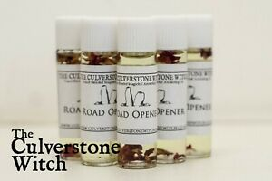 Anointing Oil - Choose from List - Witch Pagan Wicca Witchcraft Magic Ritual