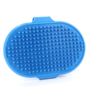 New Pets Cleaning Massage Grooming Glove Puppy Cat Dog Brush Hair Comb Oval
