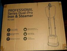 Professional Series Garment Steamer Accessories for Clothes Dual-Pro Iron, Perfe
