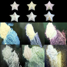 Dye Polarized Powder Mica Pearl Pigment Colorant For Soap Uv Resin Jewelry