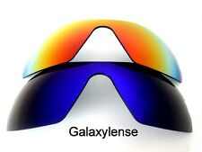 Galaxy Replacement Lenses for Oakley Radar Path Blue&Red Polarized 2 Pairs