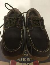 Red Wing Shoes Irish Setter 3819 Men's Lakeside Boat Shoe Size: 10