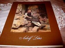 Kunstmappe Adolf Lins Motive Poster Kunstdruck Bild Maler Willingshausen OSRU11