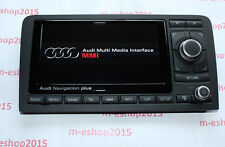 TOP !!!!! Audi Navigations RNS-E A3 DVD Mp3 version G MEDIA - WIE NEU-DVD 2016