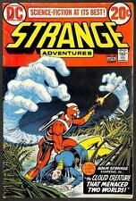 Strange Adventures #241 FN