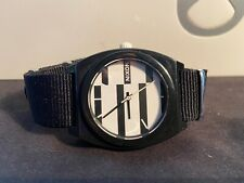 Nixon The Time Teller Watch Black/White