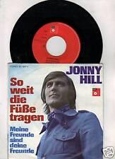 Jonny Hill  - so weit die Füße tragen