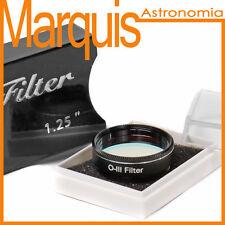 Filtro OIII ccd Tecnosky 31,8mm  TKo3 FOTO ASTRONOMIA MARQUIS