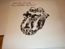 """Rolling Stones 7"""" Plundered My Soul #2819"""