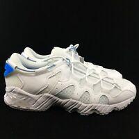 ASICS Tiger Men's GEL-Mai White/White Shoes H813N-0101