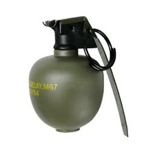 Dummy M67 Fragmentation Hand Grenade for Airsoft CosPlay Larping Larp WARGAMES