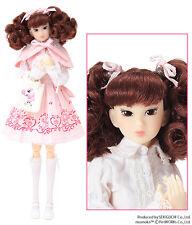 Sekiguchi Petworks Momoko Doll douce caniche 27cm 1: 6 Fashion Doll Obitsu Azone