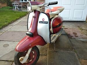 Lambretta SIL GP 150 (1978) - for full restoration