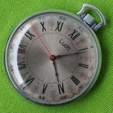 RARE Vintage Men's Mechanical Wrist Pocket Watch Luch 23 j 2209 USSR Beautiful