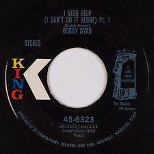 BOBBY BYRD: I Need Help USA KING Funk Soul James Brown HEAR