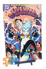 "Superman Adventures #5 DC Comics March 1997 1st ""Livewire"" App."